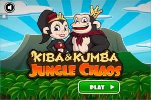 Imagen Kiba & Kumba: Jungle Chaos