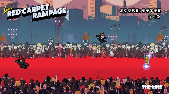 Imagen Leo's Red Carpet Rampage