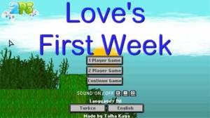 Imagen Love's First Week