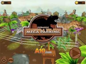 Imagen Mega Jurassic Parking