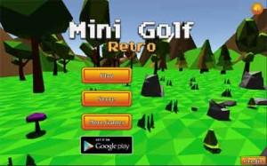 Imagen Mini Golf Retro