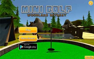 Imagen Mini Golf Woodland Retreat