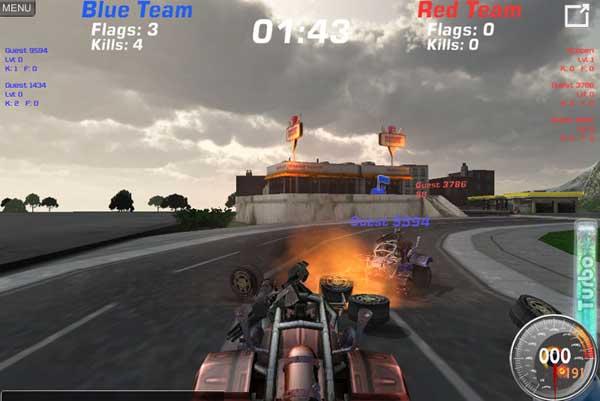 Imagen MOTOR WARS