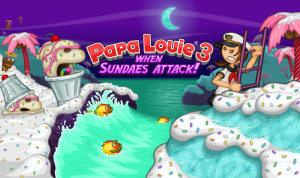 Imagen Papa Louie 3: When Sundaes Attack!