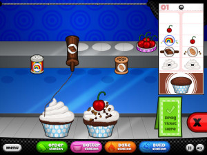 Imagen Papa's Cupcakeria