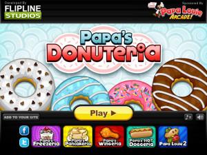Imagen Papa's Donuteria