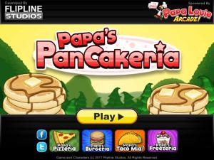 Imagen Papa's Pancakeria
