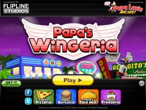 Imagen Papa's Wingeria