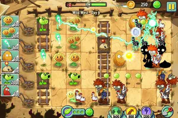 Imagen Plants vs Zombies 2