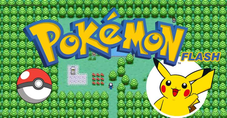 Imagen Pokémon Flash