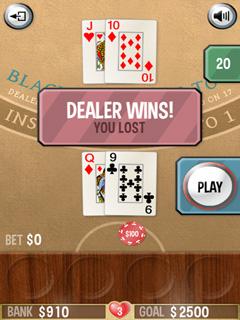 Imagen Blackjack Vegas