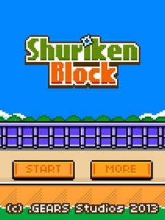 Imagen Shuriken Block