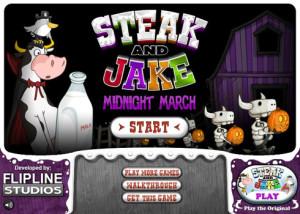 Imagen Steak and Jake: Midnight March