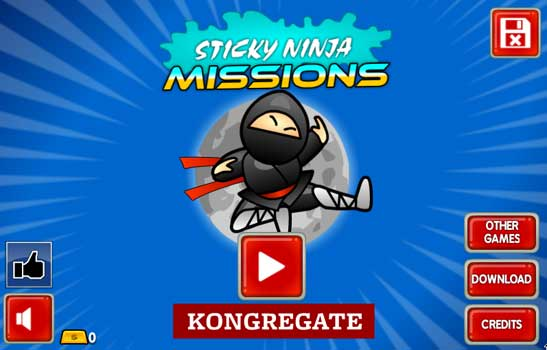 Imagen Sticky Ninja Missions