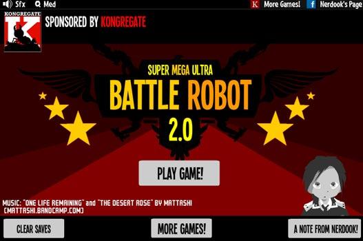 Imagen Super Mega Ultra Battle Robot 2.0