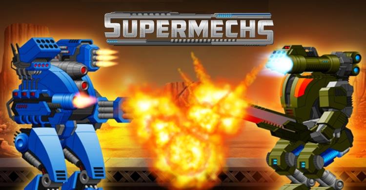 Imagen SuperMechs