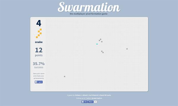 Imagen SWARMATION