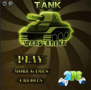 Imagen Tank Wars Arena