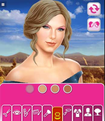Imagen Taylor Swift True Make Up
