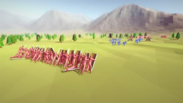 Imagen TOTALLY ACCURATE BATTLE SIMULATOR (TABS)