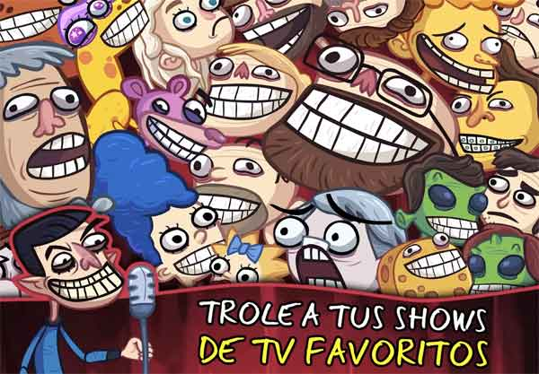 Imagen TROLL FACE QUEST TV SHOWS
