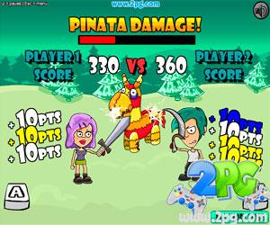 Imagen Pinata Warriors