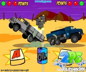 Imagen Trucks of War