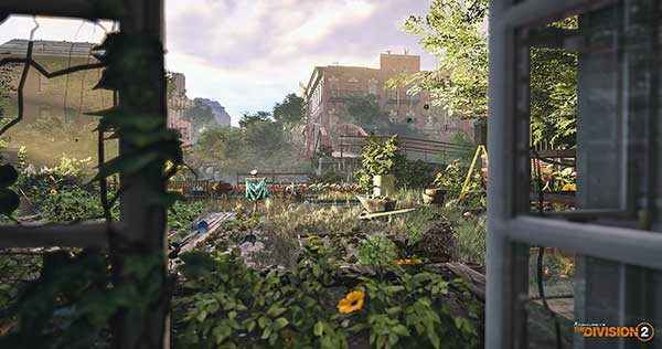 Imagen THE DIVISION 2