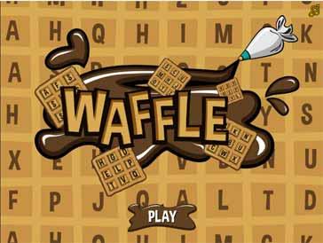 Imagen Waffle Words