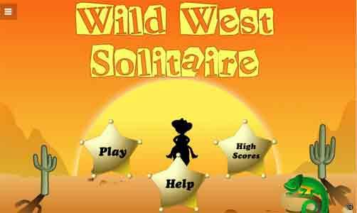 Imagen Wild West Solitaire