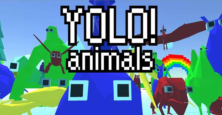 Imagen YOLO ANIMALS