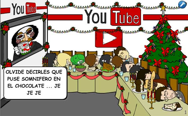 Imagen YOUTUBERS SAW GAME
